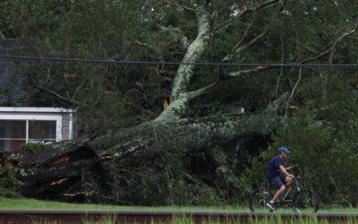 Livingston Parish reeling from effects of Hurricane Ida