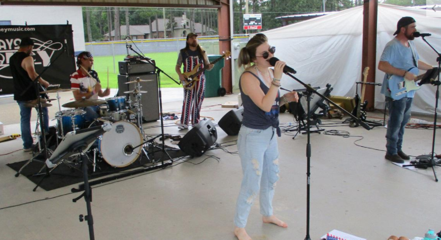 Rain doesn't stop Livingston Independence Day celebration held Saturday